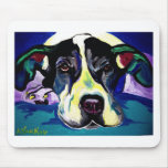 Great Dane #5 Mouse Pad
