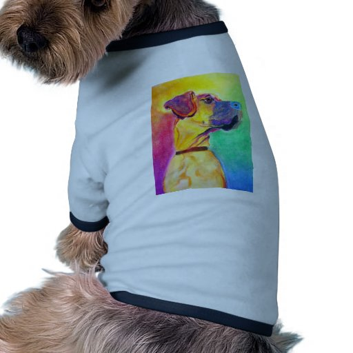 Great dane #7 camisas de mascota