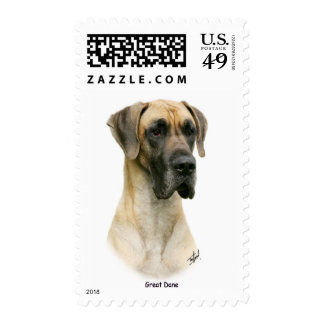 Great Dane 9Y052D-035 Stamps