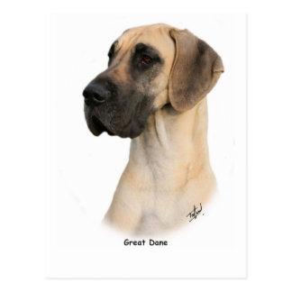Great Dane 9Y433D-081 Postcard