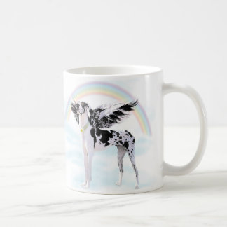 Great Dane Angel Harle UC Coffee Mug