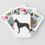 Great dane baraja cartas de poker