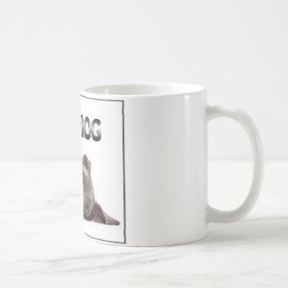 Great Dane Bed Hog Coffee Mug