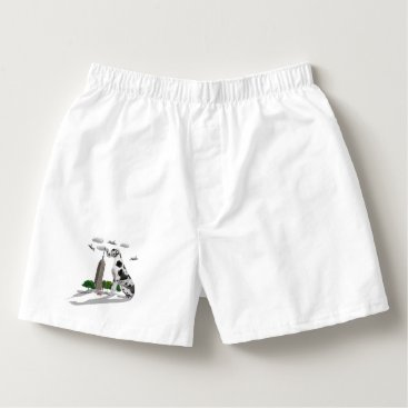 Beach Themed Great Dane Boxers