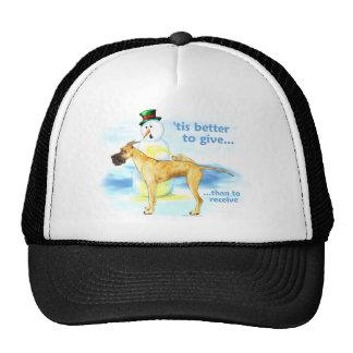 Great Dane BTG Brindle Trucker Hat