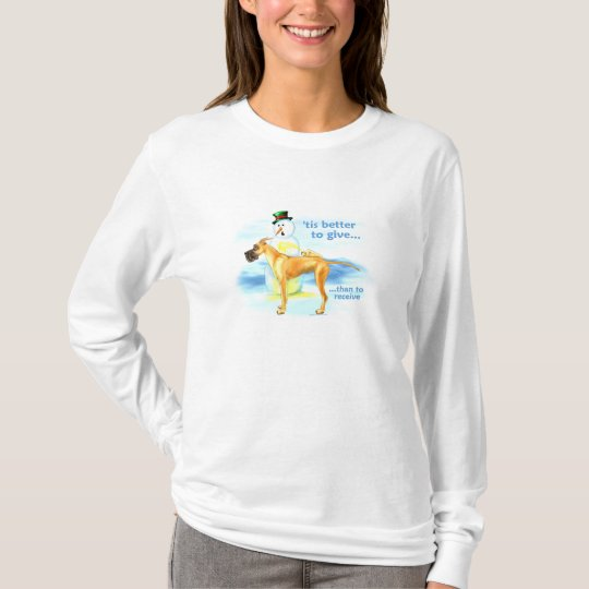 Great Dane BTG Fawn T-Shirt