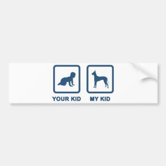 Great Dane Bumper Stickers