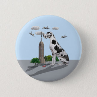 Great Dane Button