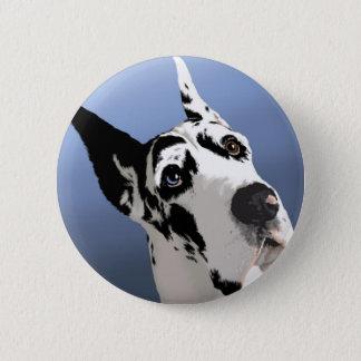 Great Dane Button