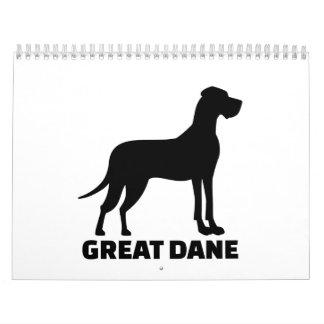 Great Dane Calendar