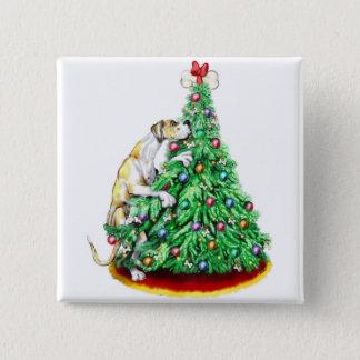 Great Dane Christmas Reach Goals FawnQ UC Button