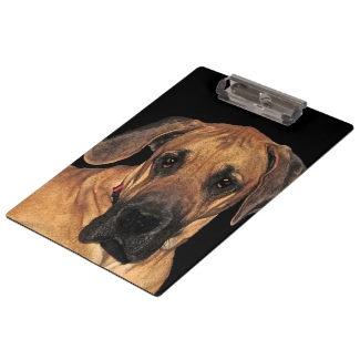 Great Dane Clipboard