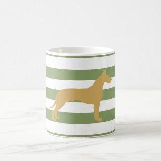 great dane coffee mug