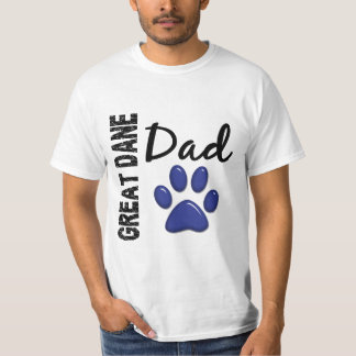 Great Dane Dad 2 T-Shirt