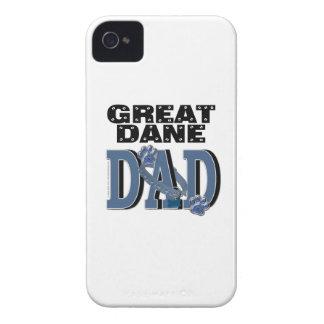 Great Dane DAD iPhone 4 Case-Mate Case