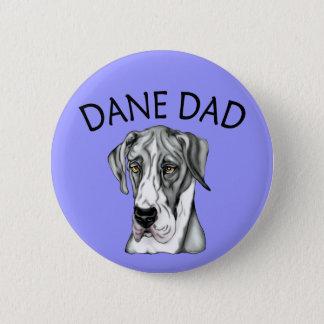 Great Dane Dad Mantle UC Button