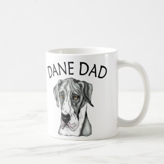 Great Dane Dad Mantle UC Coffee Mug