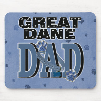 Great Dane DAD Mouse Pad