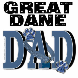 Great Dane DAD Photo Cut Outs
