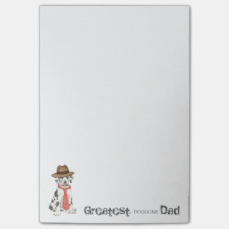 Great Dane Dad Post-it® Notes