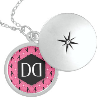 Great Dane DD Identity Sterling Silver Necklace