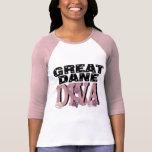 Great Dane DIVA T-shirt