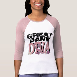 Great Dane DIVA T-Shirt