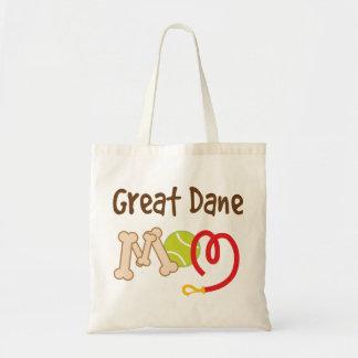Great Dane Dog Breed Mom Gift Tote Bag