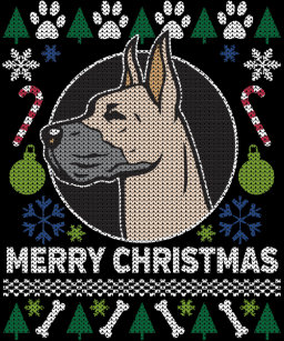 Great Dane Puppy Christmas Gifts on Zazzle