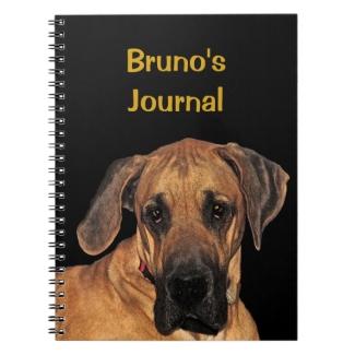 Great Dane Dogs Journal