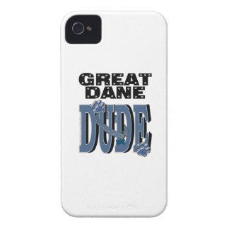 Great Dane DUDE iPhone 4 Case-Mate Case