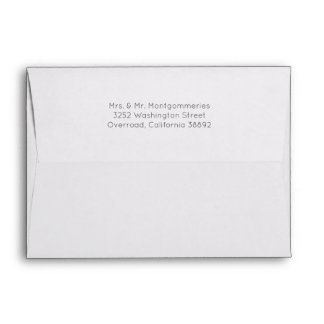 Great Dane Envelope