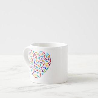 Great Dane Espresso 6 Oz Ceramic Espresso Cup