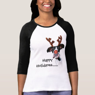 Great Dane Friends Holidane T-Shirt