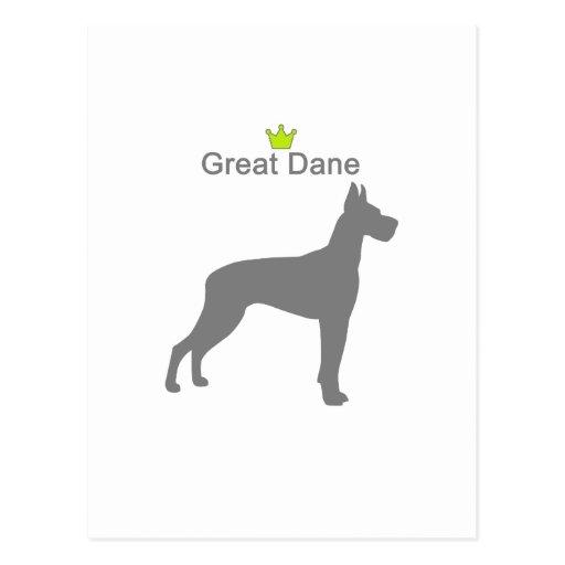 Great Dane g5 Postcards