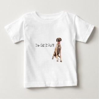 Great Dane Got It Ruff T Shirt
