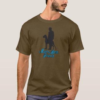 Great dane, great friend! T-Shirt