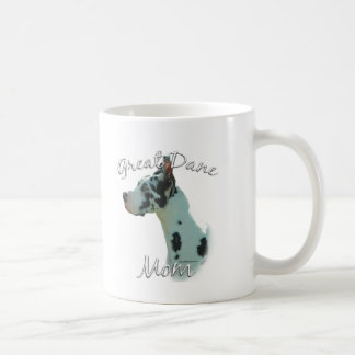 Great Dane (harlequin) Mom 2 Coffee Mug