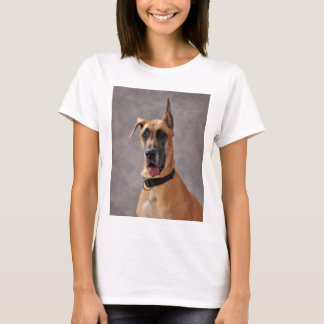 Great Dane Head Shot T-Shirt