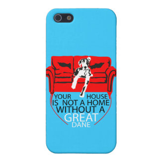 Great Dane Home iPhone SE/5/5s Case