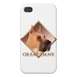 Great Dane iPhone 4/4S Cover