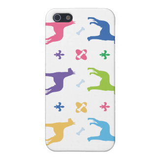 Great Dane iPhone SE/5/5s Cover
