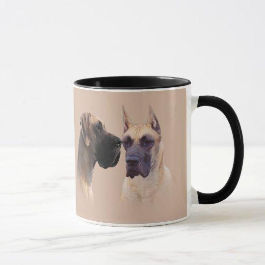 Great Dane King of Dogs Mug