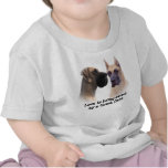 Great Dane King of Dogs Toddler Unisex T-Shirt