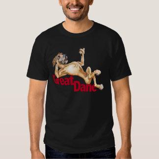 Great Dane Laid Back Fawn UC T-Shirt