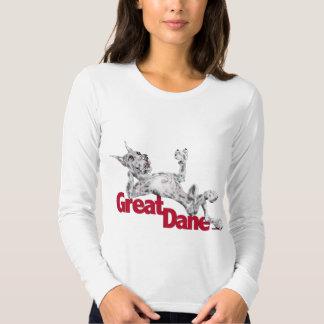 Great Dane Laid Back Merle Shirt