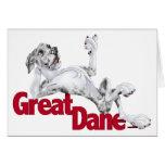 Great Dane Laid Back MerleB UC Cards