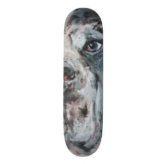 Great Dane Longboard Skateboard