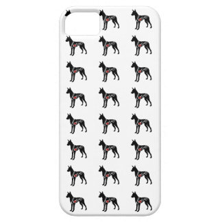Great Dane Love iPhone SE/5/5s Case