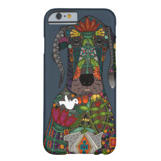 Great Dane love midnight Barely There iPhone 6 Case